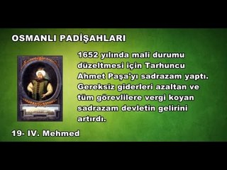 19 - IV. Mehmed