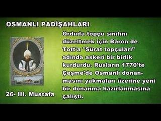 26 - III. Mustafa