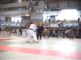 Championnat Judo France 2D -48kg Place de 3 Touati-Charre