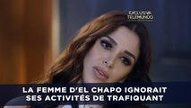 La femme d'El Chapo ignorait ses activités de trafiquant