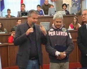 383 - Premio Borsellino 2014 - 03 - Aquila per la Vita