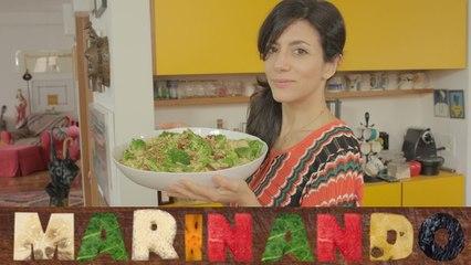 Risone com Brócolis e Tomate Seco