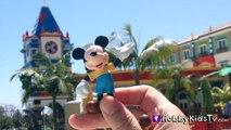 Legoland Floating Lego Bricks in Pool! Mickey Mouse Peppa Pig Rex Visit Legoland with HobbyKidsTV