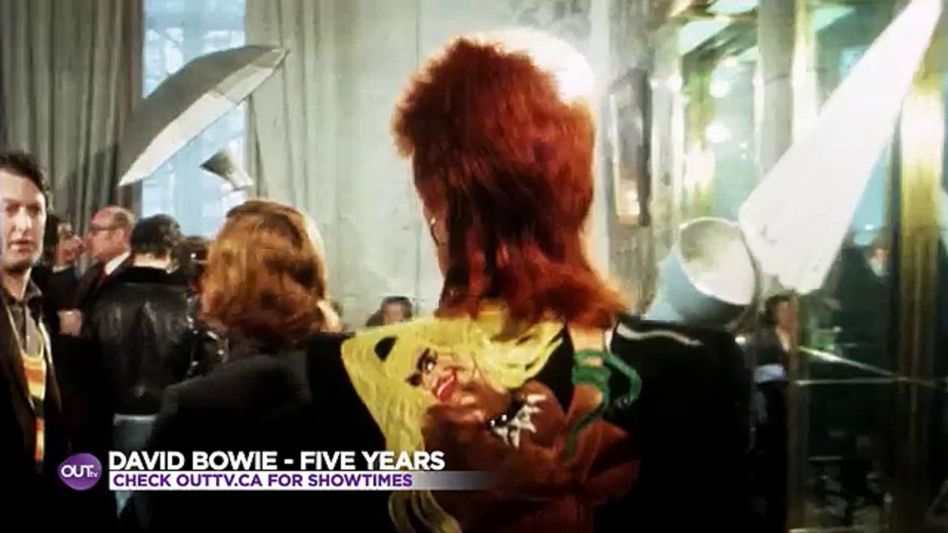 David Bowie - Five Years  Trailer 2013