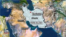 10 US Navy sailors detained by Iranian Revolutionary Guard