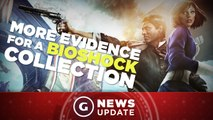 More Evidence for BioShock: The Collection Emerges - GS News Update