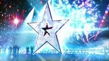 Alesha Dixon and Amanda Holden pucker up on BGMT - Semi-Final 4 - Britain's Got More Talent 2013