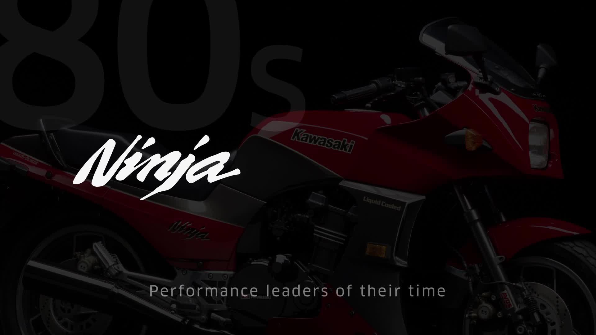 Kawasaki Performance Leaders