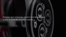 Kawasaki Ninja H2R/H2 Planetary Gear Technology