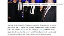 [Newsa] 'All-Star Salute To James Burrows': Not The Salute He Deserved