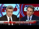 Real.gr στον ενικό Κυριάκος Μητσοτάκης δεν ψηφίζω αυτό το ασφαλιστικό