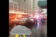 Moment Crane Collapse In Tribeca Lower Manhattan NYC Leaving 1 Dead 2 Injured (News World)