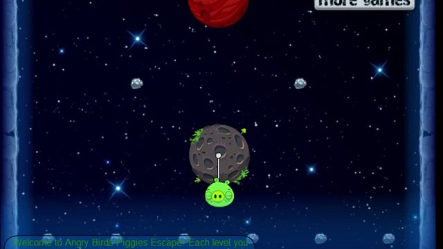 Angry Birds Piggies Escape HD - Angry Birds Full Game Funny Angry Birds Videos