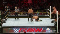 JOHN CENA AND STING VS. BIG SHOW AND SETH ROLLINS (2015) - WWE Wrestling - Sports MMA Mixed Martial Arts Entertainment