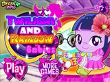 My Little Pony Games - Twilight And Rainbow Babies – Best My Little Pony Games For Girls