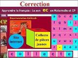 Histoire drôle pour les enfants avec le son ec : Une drôle de collecte (français et sous-titres)
