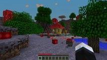 Minecraft   SANTAS GOLDEN TICKET!!   Custom Mod Adventure LIVE