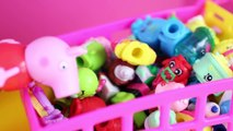 Shopkins Play Doh Made by Peppa Pig and Frozen Elsa with The Little Mermaid Ariel by DisneyCarToys