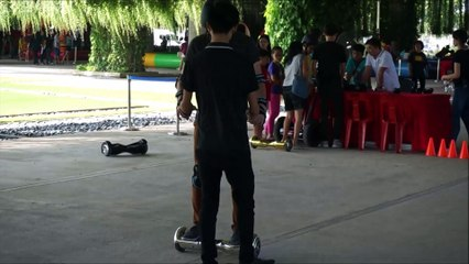 Hoverboard Experience