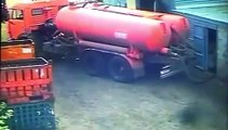 Tanker Driver Lets The Pumps Run Too LongBest Entertainment Videos & Clips II Funny & Entertainment Videos Collection