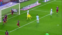 Lionel Messi Penalty Assist to Luis Suarez ● Messi Passes The Penalty to Suarez #Respect ||HD||