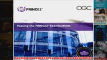 Download PDF  Passing your PRINCE2 Examinations 2009 Edition FULL FREE