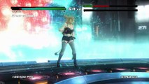 DEAD OR ALIVE 5 LAST ROUND PS4 ARCADE TAG NORMAL & HARD - RACHEL & MOMIJI NAKED