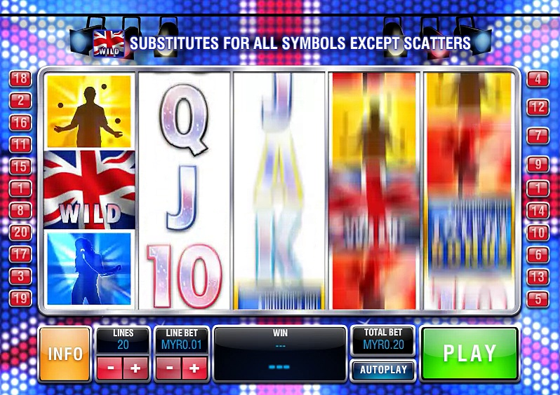 BRITAIN'S GOT TALENT Crown Casino | Bigchoysun.com | Online Live Casino Malaysia