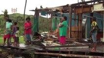Isole Fiji, decine di morti per il ciclone Winston