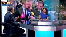 Valls défend (un peu) Macron et tord le cou aux rumeurs