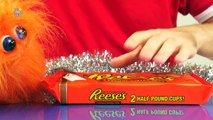 GIANT Milk Chocolate Reeses Peanut Butter Cups Hersheys Review