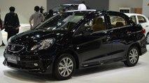Honda Amaze Facelift Spied; Gets Refreshed Cabin and Exterior Design