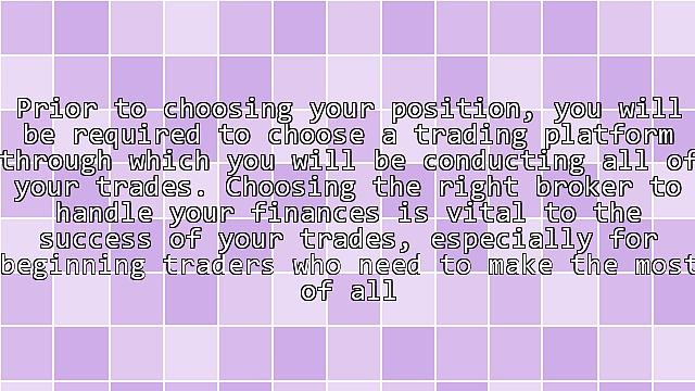Binary Option – Trading Basics and Tips
