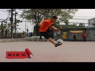 Bóng đá nghệ thuật Đỗ Kim Phúc vô địch Châu Á | BĐNT