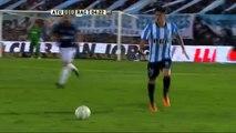 Primera aparición de De Paul. Atl. Tucumán 0 - Racing 0. Fecha 1. Primera División 2016.