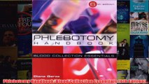 Download PDF  Phlebotomy Handbook Blood Collection Essentials 6th Edition FULL FREE
