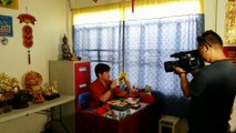 MASTER FENG SHUI MR. ANG - INTERVIEW BY GMA NEWS TV CHANNEL 11