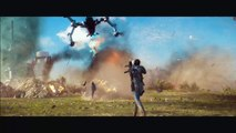 Just Cause 3 : Bande-annonce Sky Fortress