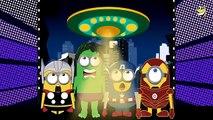 Les Avengers - les minions édition (les super héros) film complet en francais ~ tous les épisodes