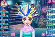 Disney Frozen Games - Elsa Frozen Real Haircuts – Best Disney Princess Games For Girls And Kids