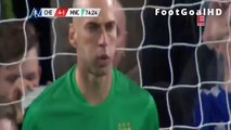 Oscar Miss Penalty - Chelsea vs Manchester City 4-1 - 21_2_2016 [FA Cup]