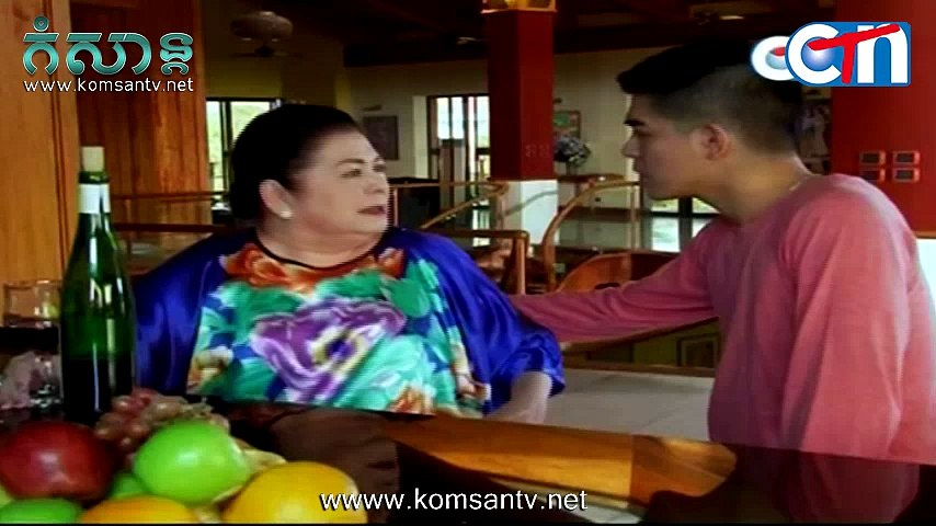វាសនានាងផូដូរា EP 08   Veasna Neang Rhodora   Philippine Drama Khmer dubbed   Godialy.com