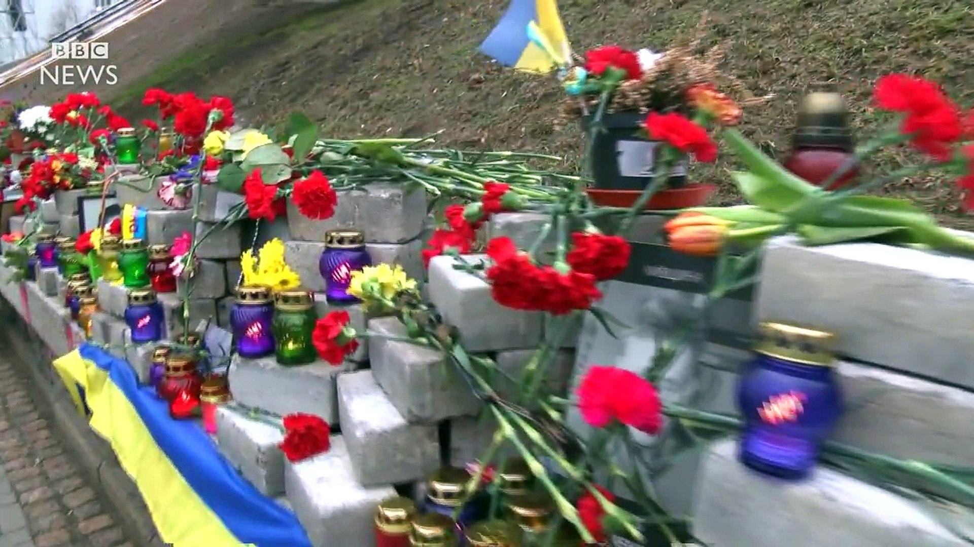 What happened to Ukraine's Maidan? BBC News