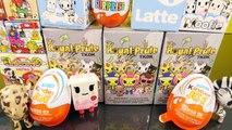 TokiDoki Blind Box Opening Toys Kinder Surprise Eggs Video Moofia Royal Pride -