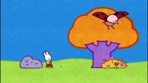 Topo - Louie dibujame un topo   Dibujos animados para niños