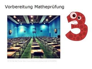 PR01-3 Vorbereitung Matheprüfung - Aufgabenblock 3