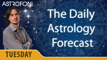 The Daily Astrology Forecast with Boaz Fyler for 23 Feb 2016