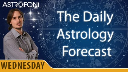 The Daily Astrology Forecast with Boaz Fyler  24 Feb 2016