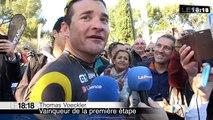 Le 18:18 - 1ère étape du Tour de La Provence : l'incroyable victoire de Thomas Voeckler