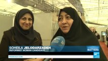 Iran: meet the women campaigning for change in parliamentary elections